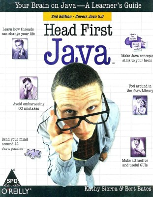 Buy Head First Java 2/ed (English) 2nd Edition: Book