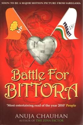 Battle for Bittora price comparison at Flipkart, Amazon, Crossword, Uread, Bookadda, Landmark, Homeshop18