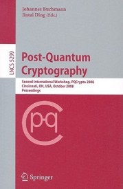 Post-quantum Cryptography (English) illustrated edition Edition (Soft Cover)
