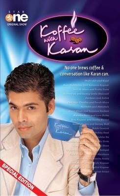 Koffee With Karan English price comparison at Flipkart, Amazon, Crossword, Uread, Bookadda, Landmark, Homeshop18