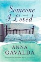 Someone I Loved (English): Book