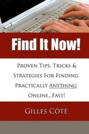 Find It Now! (Paperback)
