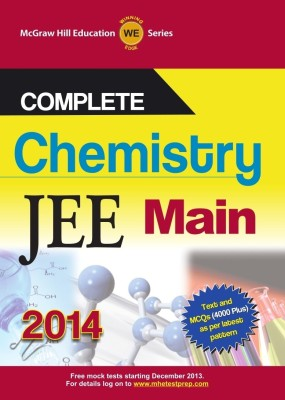 Complete Chemistry for JEE Main 2014 1st  Edition price comparison at Flipkart, Amazon, Crossword, Uread, Bookadda, Landmark, Homeshop18