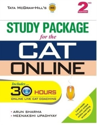 Buy Study package for the CAT Online (with CD) (English) 2nd Edition: Book