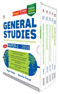 General Studies Paper 1 for Civil Services Preliminary Examination 2016 (English) price comparison at Flipkart, Amazon, Crossword, Uread, Bookadda, Landmark, Homeshop18