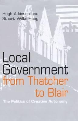 """an appraisal of local government autonomy A comparative analysis of local government administration in britain and nigeria:  local government as """"  local government is autonomy."""