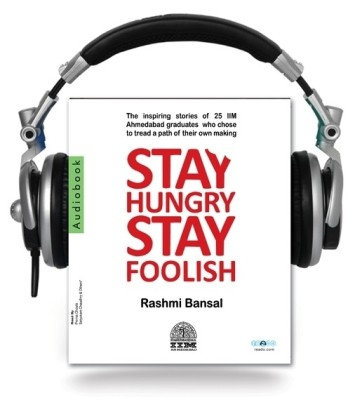 Buy Stay Hungry stay follish (Audiobook) Unabridged Edition: Book