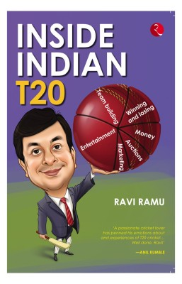Buy Inside Indian T20: Book