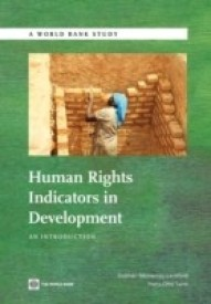 Human Rights Indicators in Development: An Introduction (English) (Paperback)