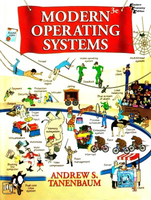 Buy Modern Operating Systems 3rd Edition: Book