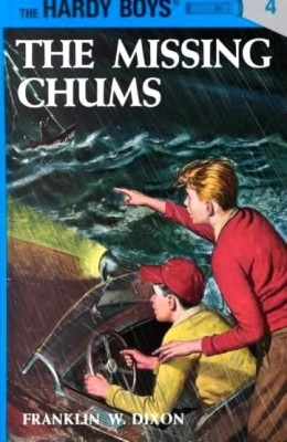 Buy Hardy Boys 04 : The Missing Chums: Book