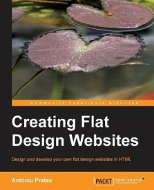 Creating Flat Design Websites (English) (Paperback)