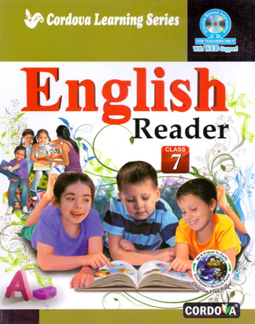 English Reader Class 7 Icse English Reader Class 7