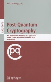 Post-Quantum Cryptography: 4th International Workshop, PQCrypto 2011, Taipei, Taiwan, November 29-December 2, 2011, Proceedings (English) (Paperback)