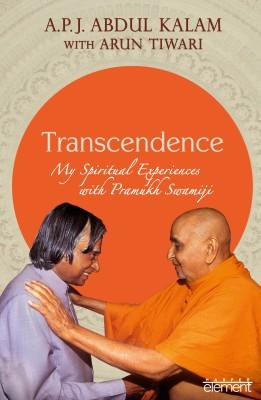Transcendence my Spiritual Experiences with Pramukh Swamiji (English)