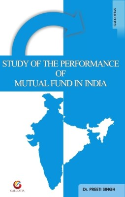 Study of the Performance of Mutual Fund in India PB (English) price comparison at Flipkart, Amazon, Crossword, Uread, Bookadda, Landmark, Homeshop18
