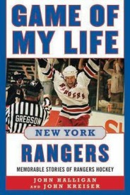 Game of My Life New York Rangers (CL)