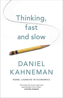 Buy Thinking Fast and Slow (English): Book