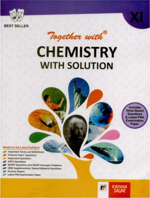 Buy Together with Chemistry Solution for Class-12 24th  Edition: Book