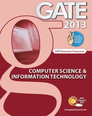 Buy GATE 2013: Computer Science & Information Technology (With CD): Book