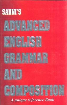 sahni advanced english essays