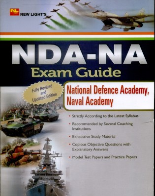 Buy NDA-NA Exam Guide National Defence Academy, Naval Academy: Book