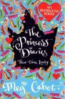 PRINCESS DIARIES-THIRD TIME LUCKY (English): Book