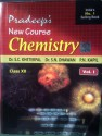 Pradeep's New Course CHEMISTRY, Class XII (Vol I&II) (English): Book