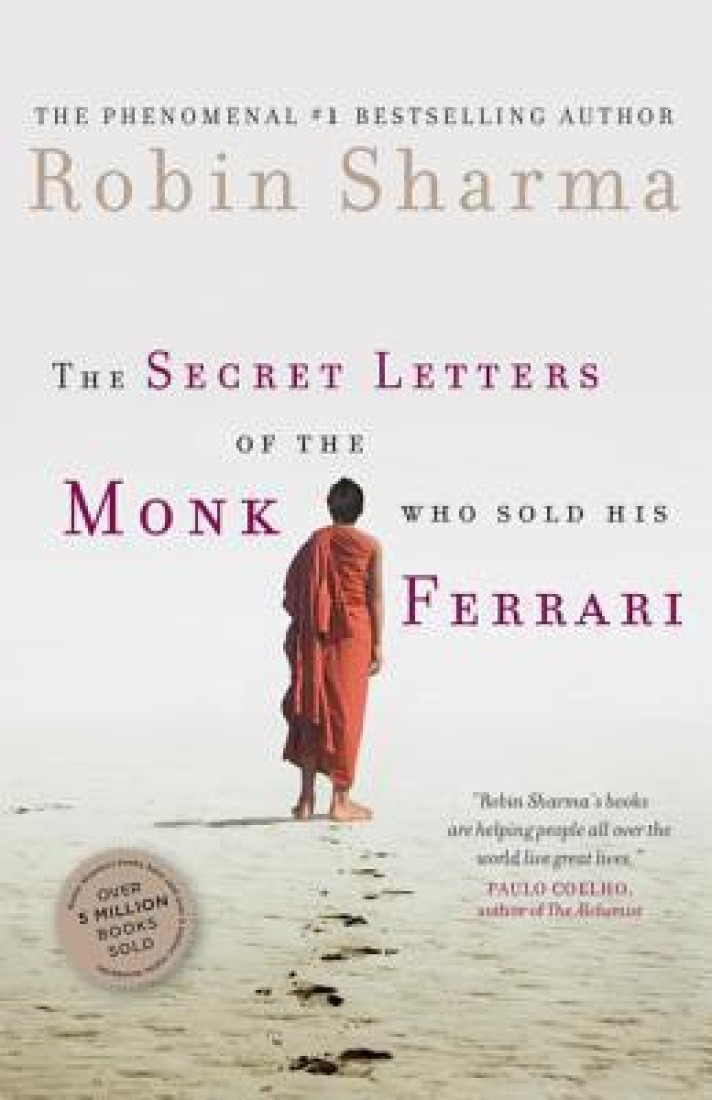 Secret Letters From The Monk Who Sold His Ferrari Price In