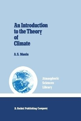 An Introduction to the Theory of Climate price comparison at Flipkart, Amazon, Crossword, Uread, Bookadda, Landmark, Homeshop18