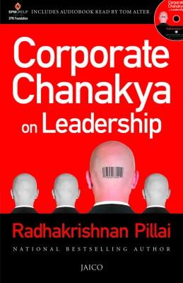 Buy Corporate Chanakya on Leadership (With CD) (English): Book