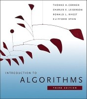 Introduction to Algorithms 3 Edition: Book