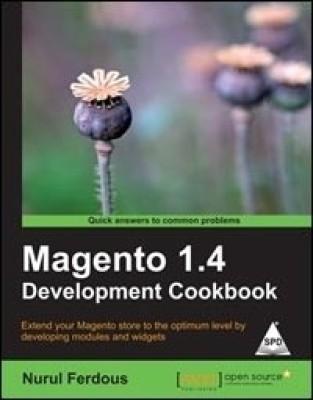 Magento 1.4 Development Cookbook price comparison at Flipkart, Amazon, Crossword, Uread, Bookadda, Landmark, Homeshop18