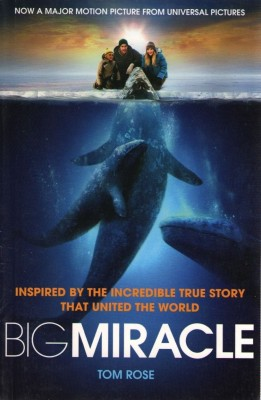 Buy BIG MIRACLE: THREE TRAPPED WHALES, ONE SMALL TOWN, A BIG-HEARTED STORY OF HOPE (English): Book