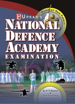 Buy National Defence Academy Examination(Code-1594) PB (English) 01 Edition: Book