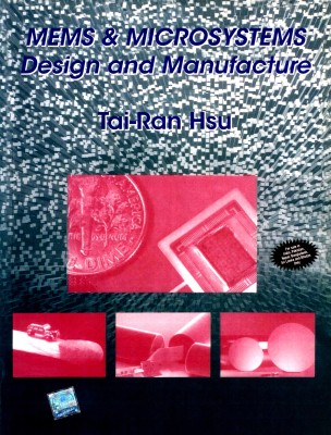 Buy MEMS AND Microsystems: Design And Manufacture 1 Edition: Book