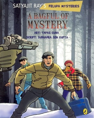 Feluda Mysteries : Bagful of Mysteries price comparison at Flipkart, Amazon, Crossword, Uread, Bookadda, Landmark, Homeshop18