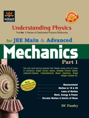 Buy Understanding Physics for JEE Main & Advanced: Mechanics (Part - 1) 1st Edition: Book