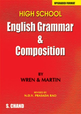 Buy High School English Grammar & Composition Revised Edition 1st Edition: Book