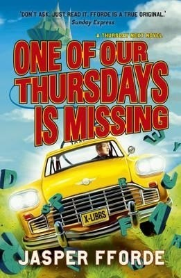Buy One of Our Thursdays Is Missing: Book