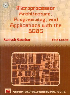 Buy Microprocessor Architecture, Programming, and Applications with the 8085 (With CD) (English) 5th Edition: Book