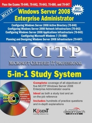 MCITP: Windows Server 2008 Server Administrator Study ...