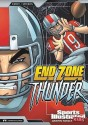 End Zone Thunder (Sports Illustrated Kids Graphic Novels) (English): Book