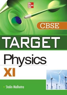 Buy TARGET CBSE Physics (Class - XI) 1st Edition: Book
