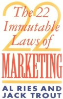 The 22 Immutable Laws Of Marketing: Book