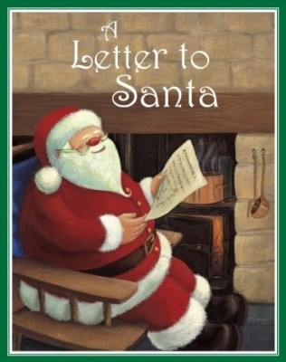 Buy A Letter to Santa (English): Book