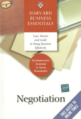 Buy Harvard Business Essentials: Guide to Negotiation (Paperback) (English) 01 Edition: Book