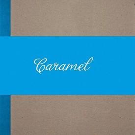 Caramel. Forget Architecture, Schatzchen (English) (Hardcover)