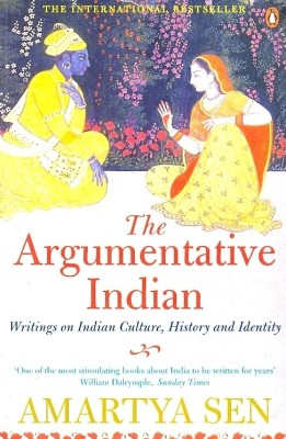 Buy The Argumentative Indian: Writings on Indian History, Culture and Identity (English): Book