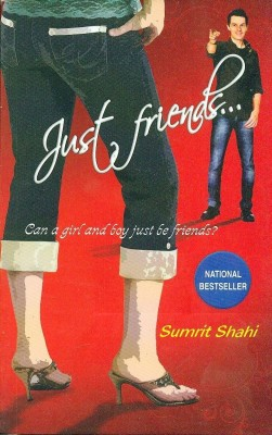 Buy JUST FRIENDS. : CAN A GIRL AND BOY JUST BE A FRIENDS ?: Book